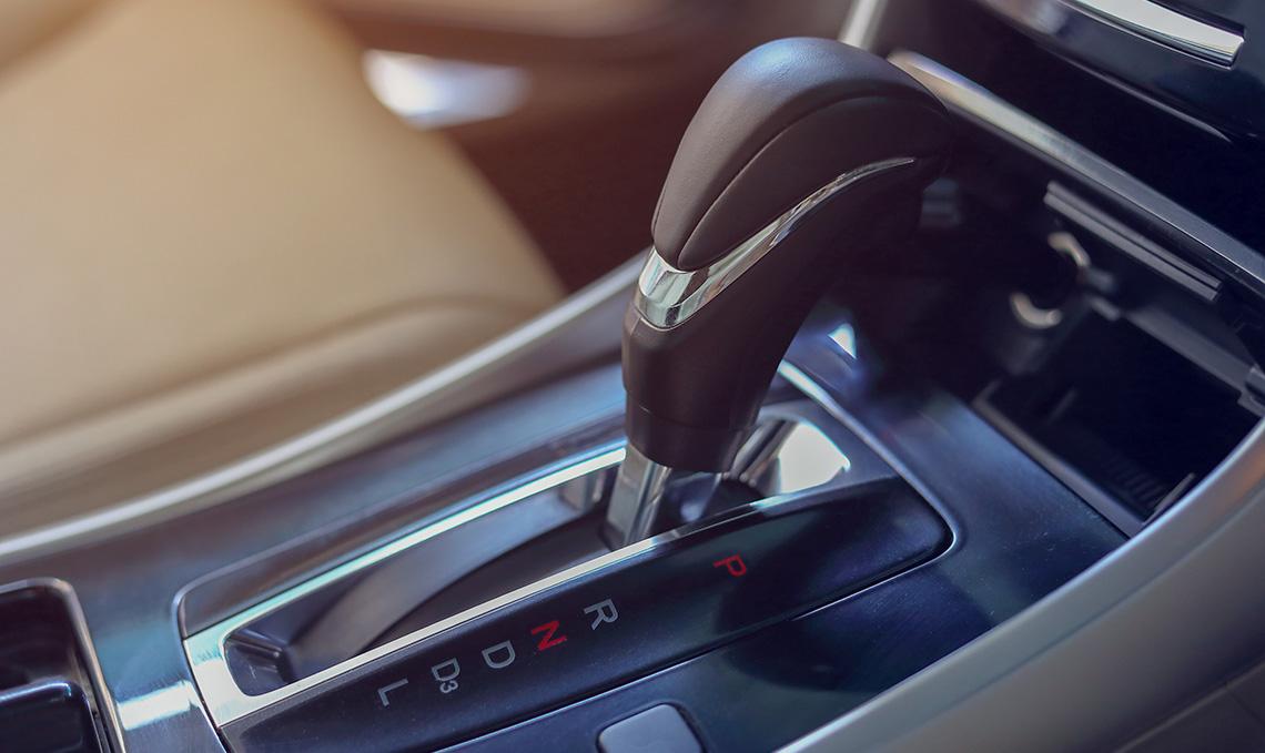 Hertz automatic rental car
