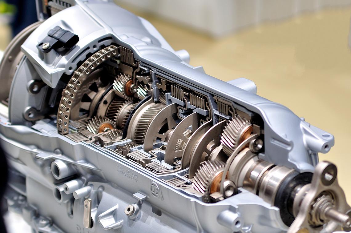 Rental car transmission