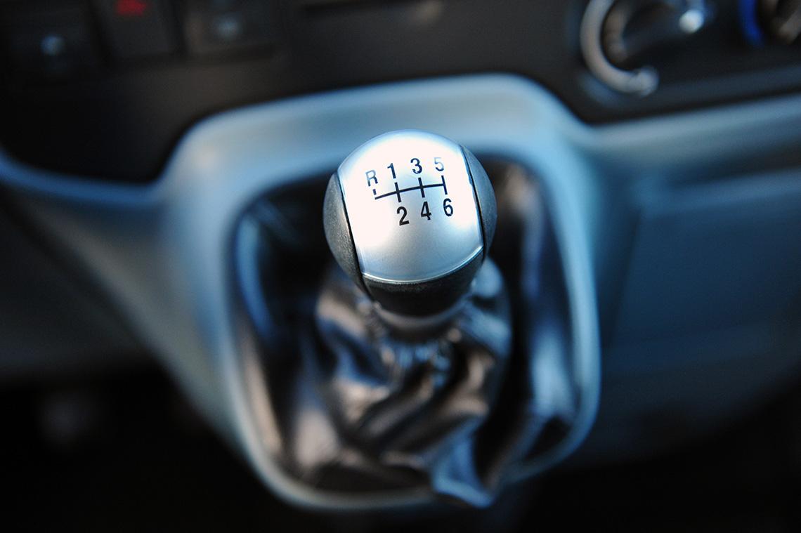 Manual transmission rental car