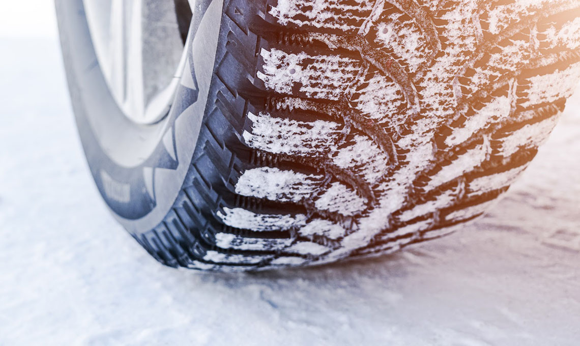 Hertz Macedonia winter tires