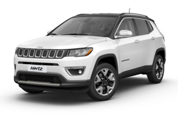 Rental SUV model JEEP COMPASS 4X4, Hertz, Macedonia
